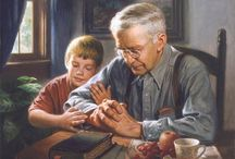 Our Daily Bread / by Vickie Ashley