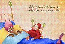 Ilustraciones para niños y más