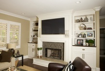 Fireplaces and Built-ins