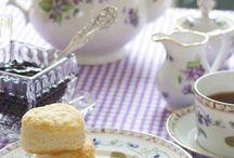 Tea Time / by Jennifer Derting