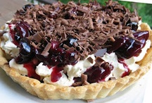 sweet treats / Sweet cooking of wonderful recipes for delightful puddings