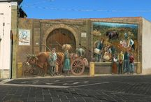 Murales della Sardegna
