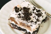 OREO Desserts / by Michelle (Brown Eyed Baker)