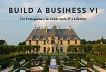 Shopify's 6th Build A Business Competition / The Entrepreneurial Experience of a Lifetime! An exclusive week of hands-on mentorship with some of the best and brightest entrepreneurs in the world, as well as exclusive access and full accommodations at the world-famous Oheka Castle — aka The Great Gatsby mansion.