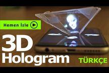Hologram Nasıl Yapılır