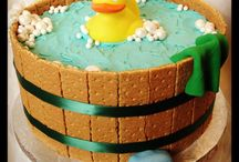 Baby Shower - Rubber Ducky Theme