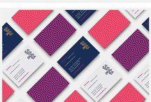 Designers cartões visita