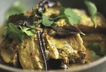 Curry: Vegetarian Recipes / Vegetarian recipes to try and make for lunch or dinner, with no meat ingredients