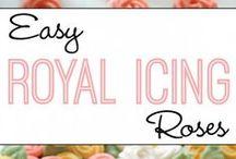 Cake Decorating-Royal Icing
