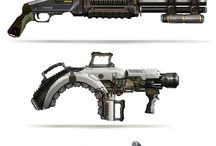 Future/Tech Weapons