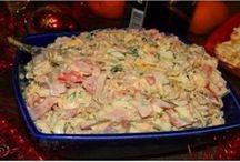 vynikajuci kuraci salat