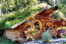 Hameleto's Fav Hobbit Homes