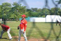 Partido de Béisbol UPC-UPGM / Partido de Béisbol UPC-UPGM