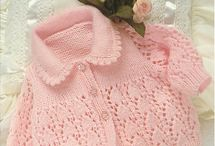 Baby sweater patterns