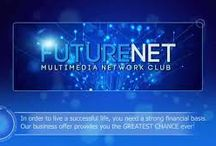 Future Net  - The future of Social Networking ! / Just like Facebook but with a twist - THEY PAY YOU !