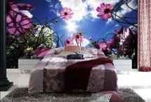 FOTOMURALI DECORATIVI / Idee e proposte per decorare casa