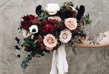 BLOG svadba 2018 - moody colors flowers