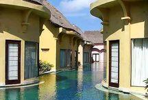 Resorts around the world / by Susan Jones