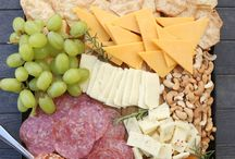 Food Platters & Cheese Boards