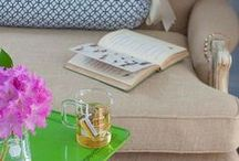 Re-Upholstery Fabric & Ideas