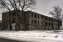 Numbered Days / Abandoned location photography in Ontario
