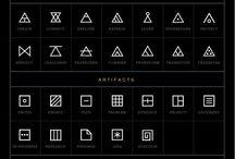 Icons / by Meg Minji