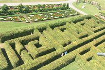 West Pomerania, Poland / Dobrzyca garden