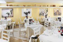 AEQUORA RESTAURANTS / El hotel tiene 2 restaurantes buffet, un snack bar y un restaurante español a la carta