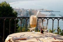 Dalla Gioconda - Ristorante / Un ristorante elegante e raffinato in cui poter gustare ottimo pesce fresco. Una location perfetta per ammirare lo splendido panorama che offre la riviera adriatica.
