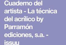 Acrílico Oleos Parramon