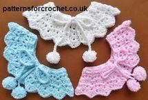 crochet colar