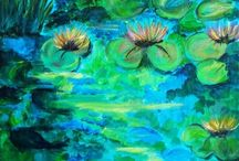 July 2015 Corks and Canvas Events and Art / corksandcanvasevents.com   Northwest Wine and Art Painting Parties at a venue near you (or your house)!