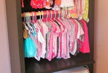 Baby Clothes Oganization Etc.