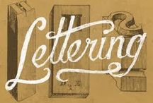 Fonts & Hand Lettering / by Nora Weston/ DaybyDay Homestead
