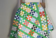 quilting ... with scraps / by Jenifer