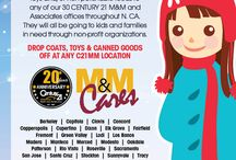 Century 21 M&M Events / Local Century 21 M&M and Associates Events.