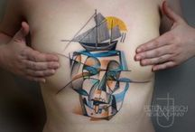 Kädderschnecks Tattooinspiration