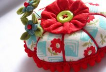 Pin Cushions & needle cases
