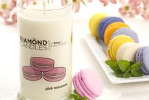 Diamond Candles and summer :)
