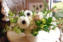 INSPIRATION : Winter Floral & Decor