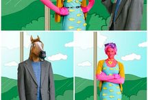 Bojack Horseman Costume