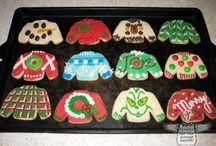 For A Merry Christmas ❆ Ugly Christmas Sweater Party / by Christina Navas