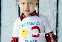 Easter boy shirts