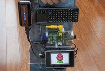 Raspberry Pi / Andrino / Electonics