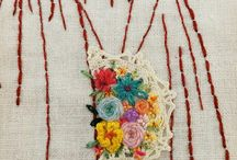 Mixmedia embroidery