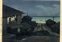Japanese art painting  5