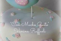 MARTINA BAUTISMO Y 1º CUMPLE