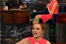 Hilarious! / by Rachel Kavalle