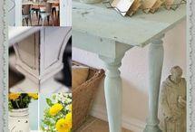 Home Painting DIY Ideas / Home Painting DIY Ideas