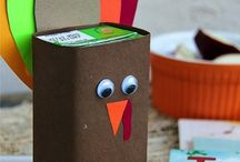 Thanksgiving classroom party ideas / by Crystal Buxton